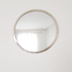 Miroir marocain en métal