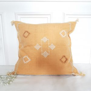 moroccan sabra pillow