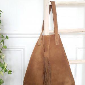Handmade leather Shoulderbag