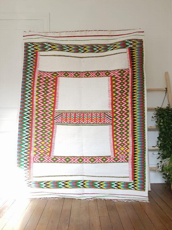Berber algerian kelim rug