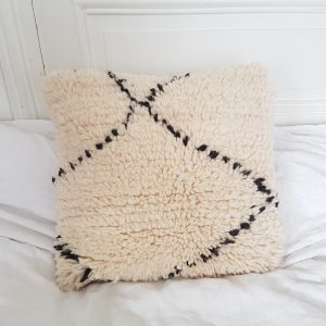 Beni Ouarain pillow