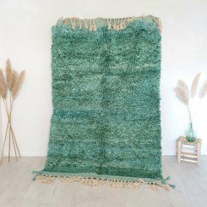 tapis berbere Marocain fait main 100% laine de mouton